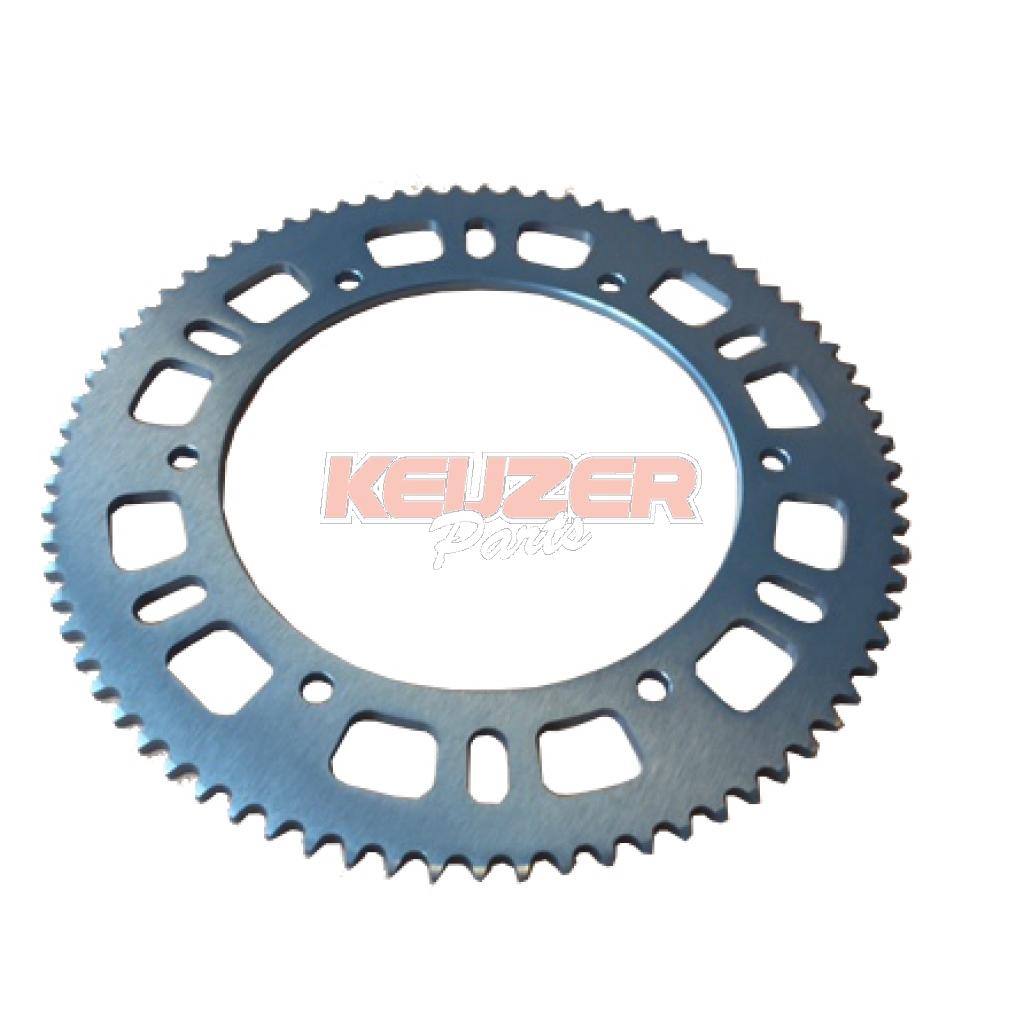 Keijzer Racing Parts  112012 tandwiel 76 NKP