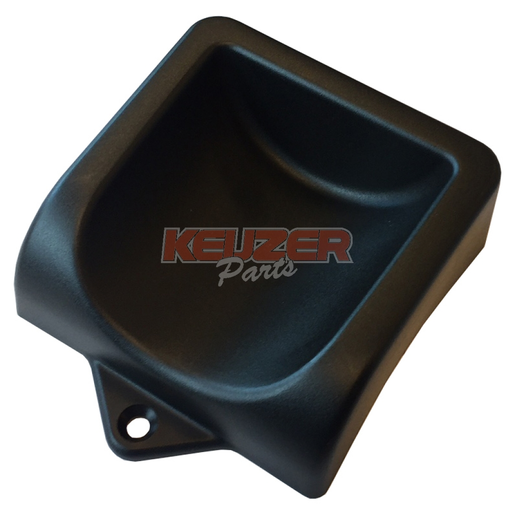 Keijzer Racing Parts  318060 haksteun zwart