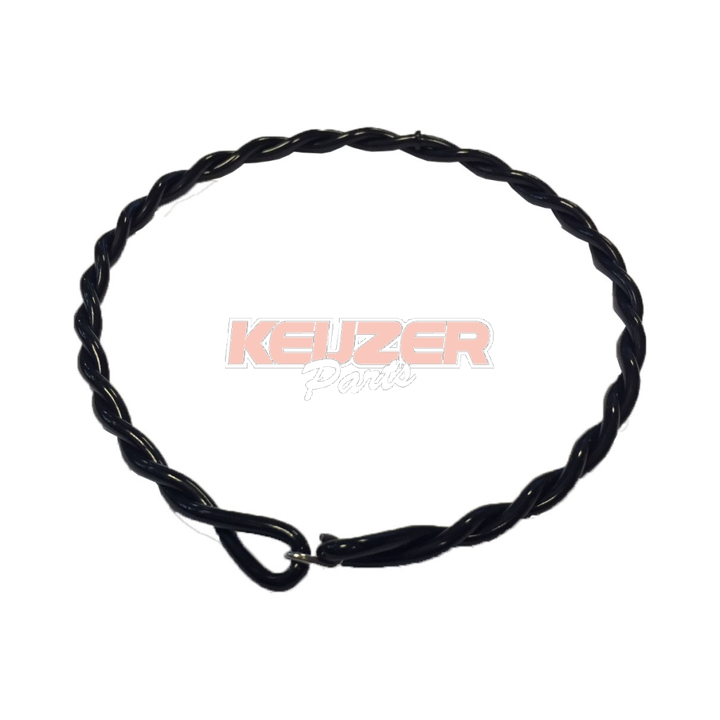 Keijzer Racing Parts  320716 Gevlochte waterpomp rubber