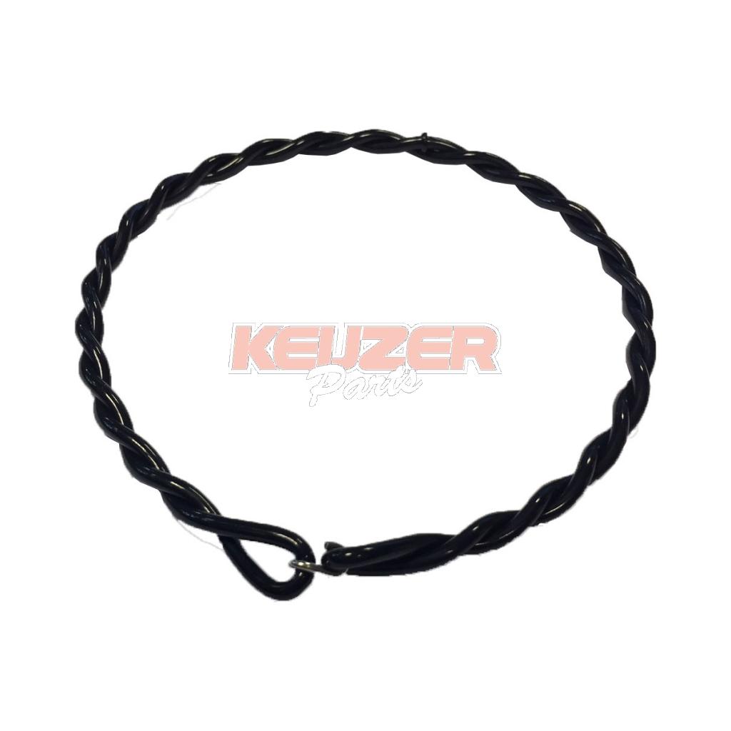 Keijzer Racing Parts  320716 Gevlochte waterpomp rubber