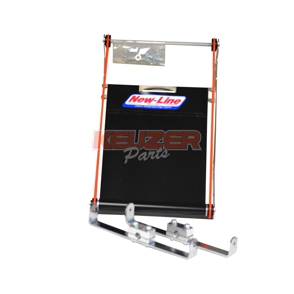 Keijzer Racing Parts  329038 Radiateur verstelbaar scherm X30