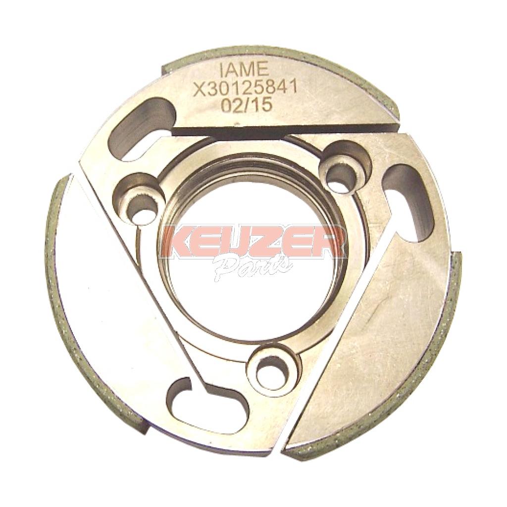 """Keijzer Racing Parts  330042 Koppeling X30 """"13"""