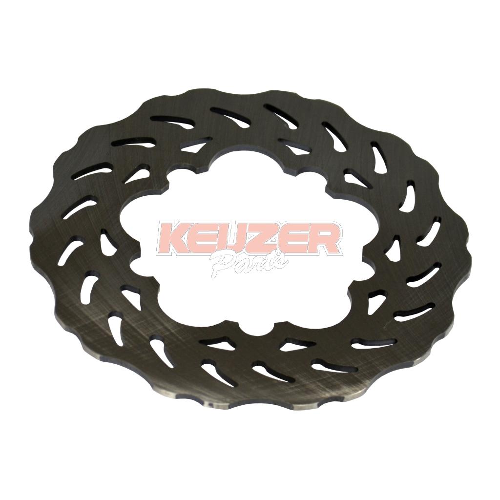 Keijzer Racing Parts  402334 CRG remschijf V09/V10 189