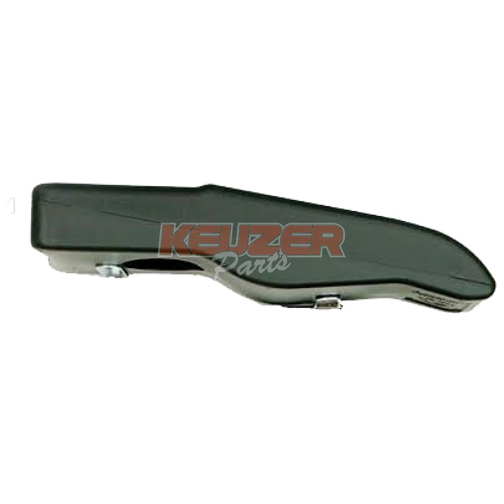 Keijzer Racing Parts  402932 CRG mini/puffo zeibak (zwart)