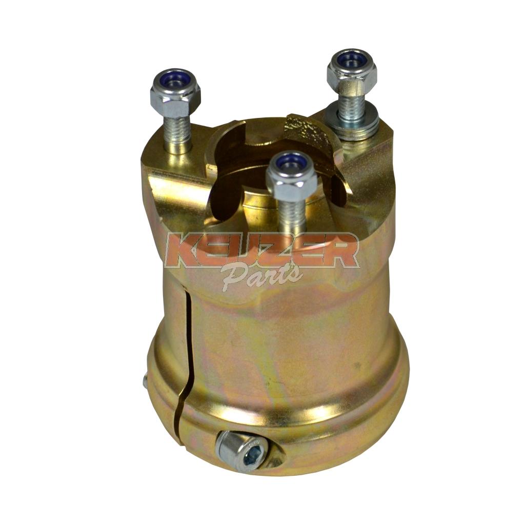 Keijzer Racing Parts  402958 achterwielnaaf magnesium 50x95 R-line