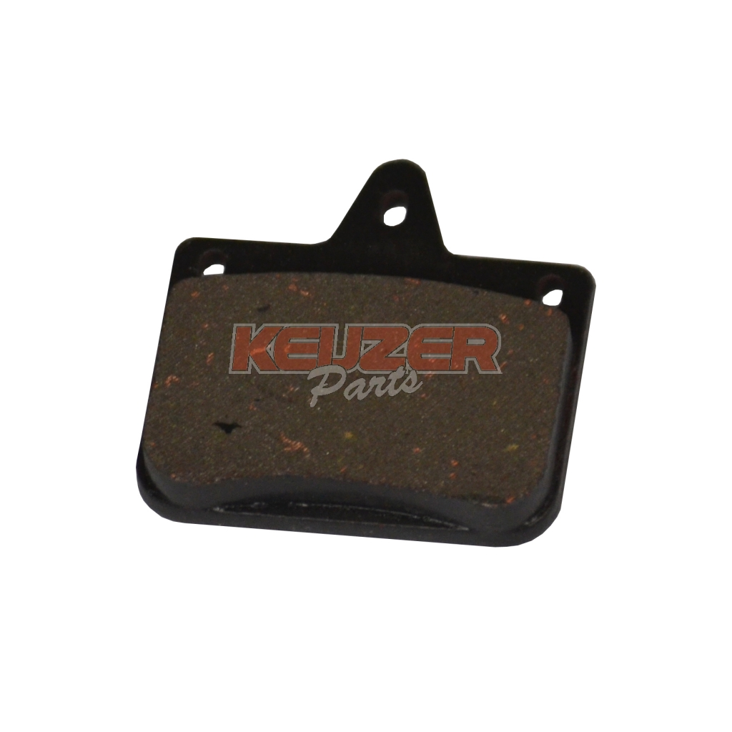 Keijzer Racing Parts  416428 CRG mini set remblokken