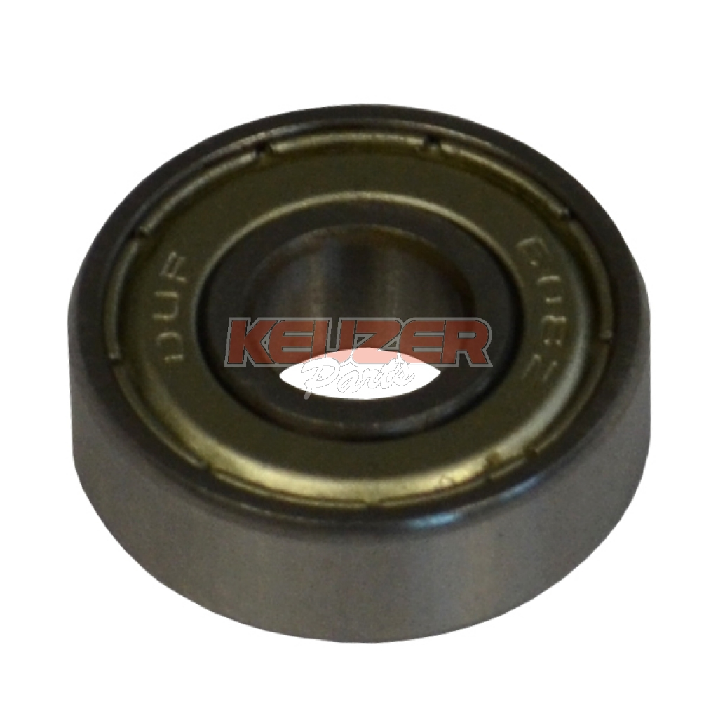 Keijzer Racing Parts  403050 608 fusee lager 17MM