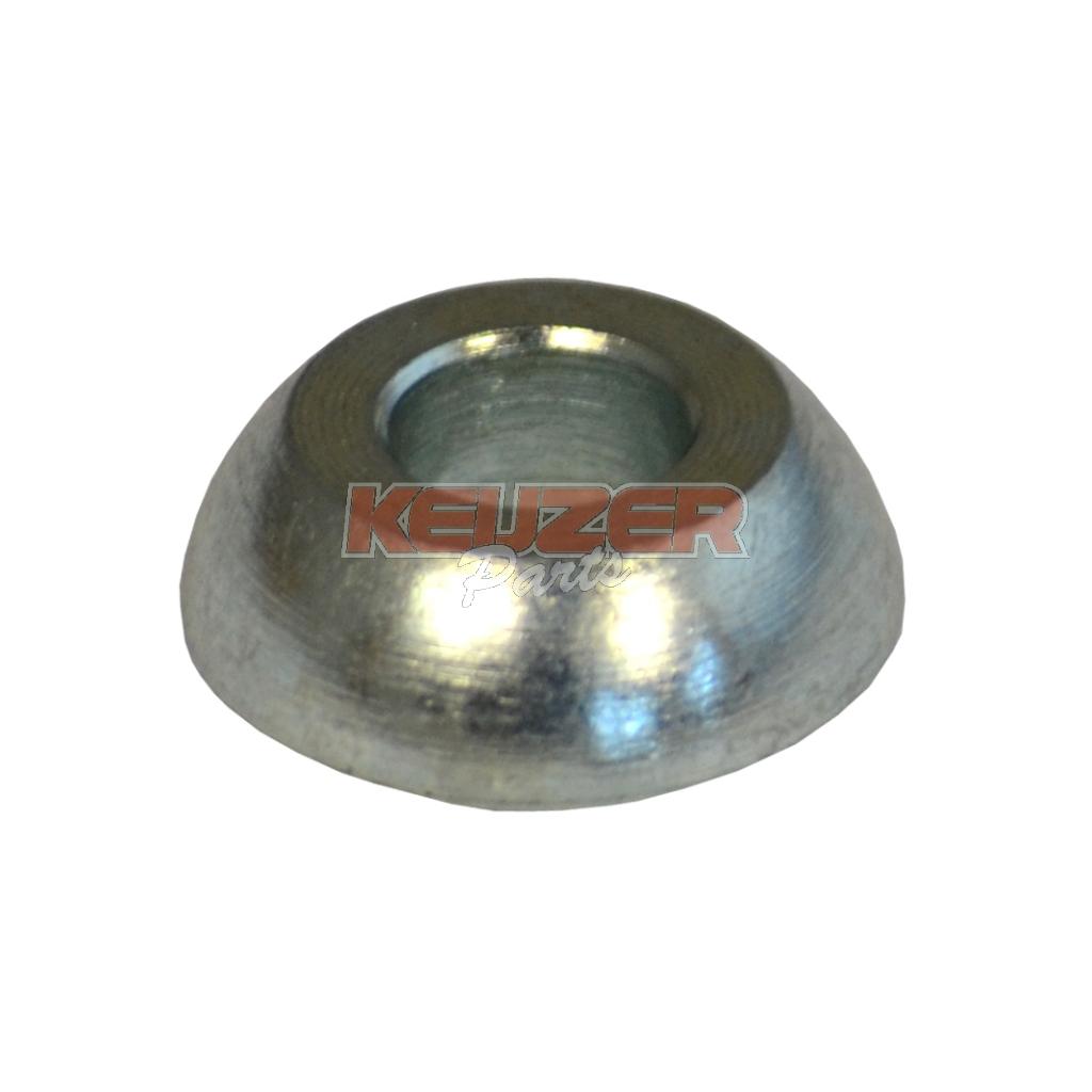 C.R.G. SpA FZ0.02666 bushing half spherical caster D8