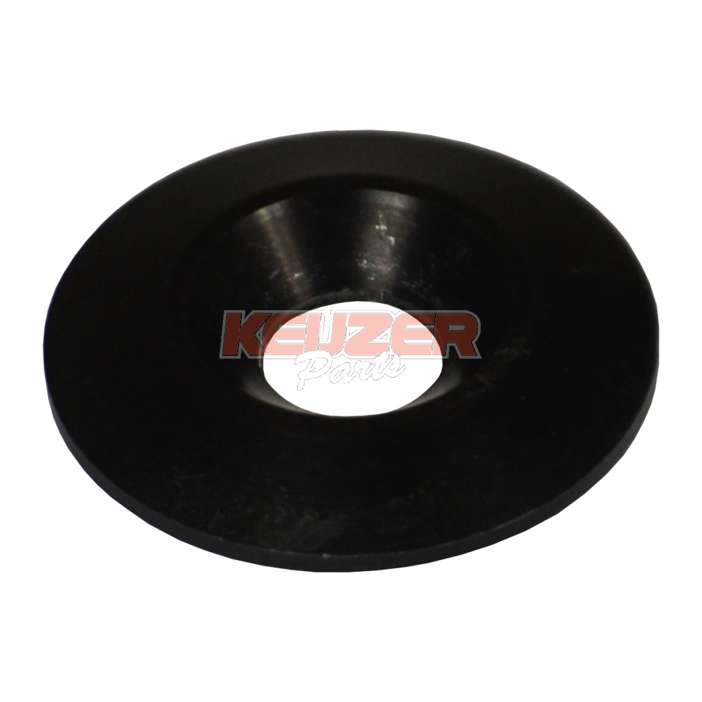 Keijzer Racing Parts  403106 verzonken ring (speciaal) zwart M8