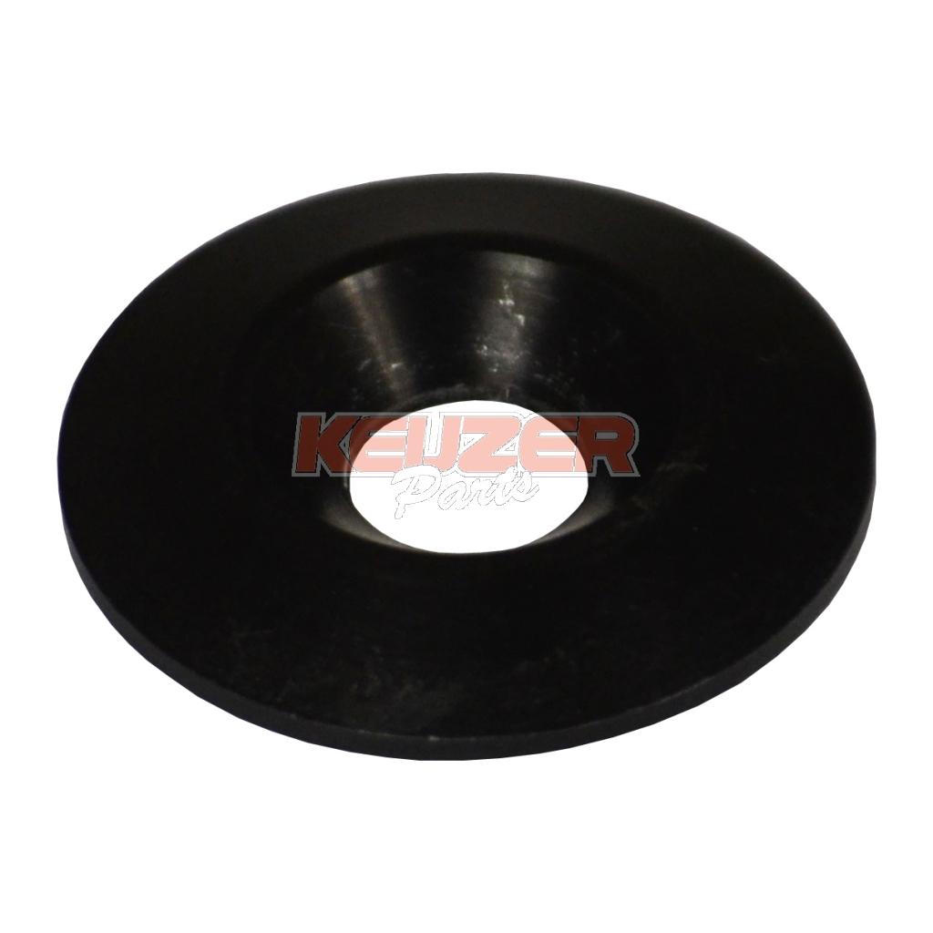 C.R.G. SpA FAN.00260 verzonken ring (speciaal) zwart M8