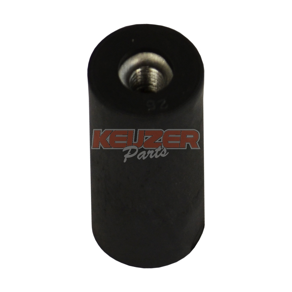 Keijzer Racing Parts  487062 achterbumper rubber D25>D30