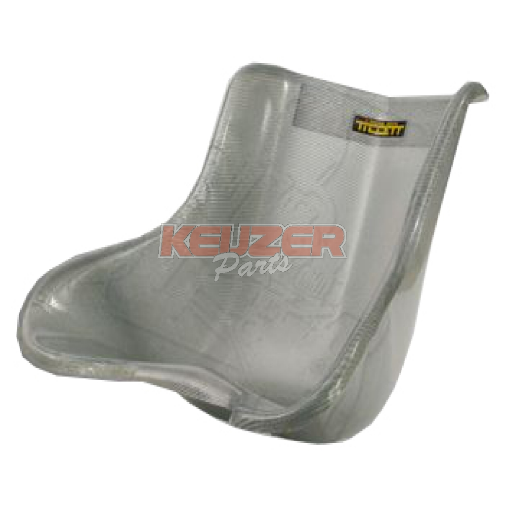 Tillett Racing Seats  616634 stoel tillett T11 silver flexible