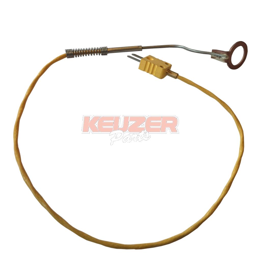 Keijzer Racing Parts  616650 Mychron bougie temp. sensor geel verbinder
