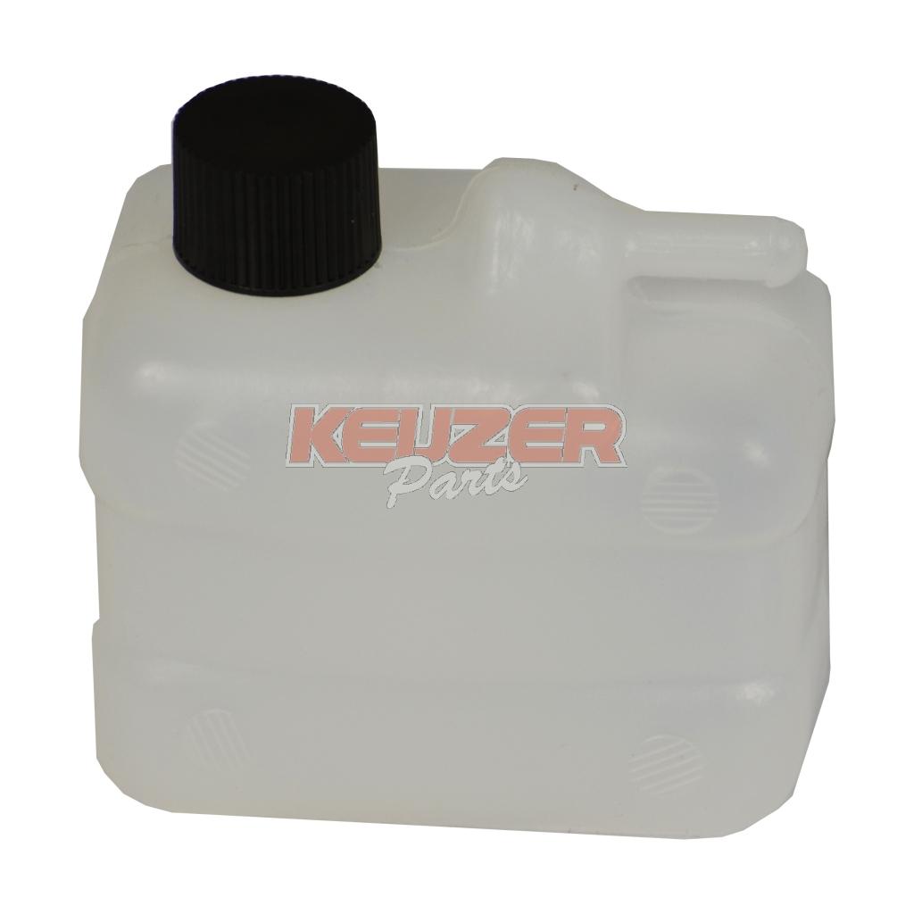 Keijzer Racing Parts  622566 overloop tank