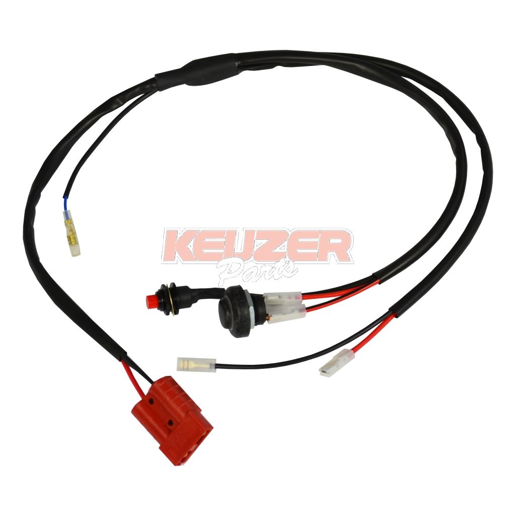 Keijzer Racing Parts  622568 Kabelboom TM mini
