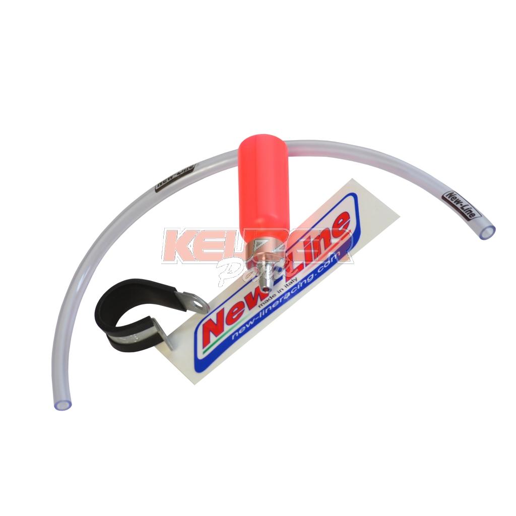 Keijzer Racing Parts  624042 overloop tank kit new line