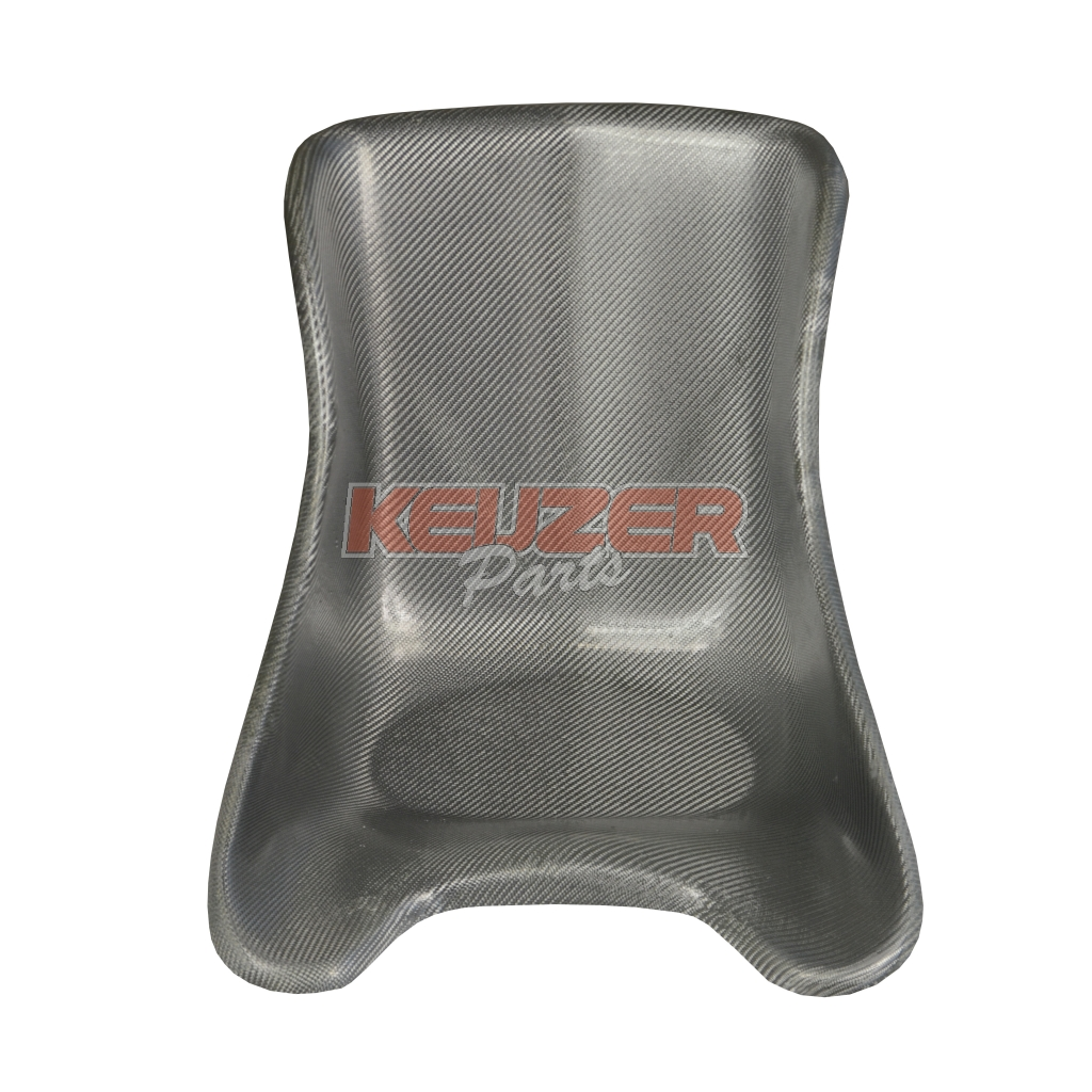 Keijzer Racing Parts  826294 stoel T5 VG CD Tillet zilver flexible