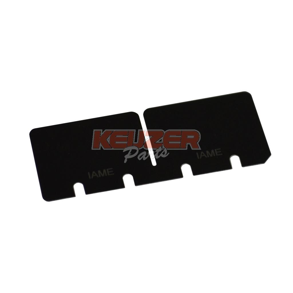 Keijzer Racing Parts  843816 membraanplaat X30